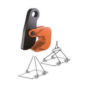 イーグルクランプ 鋼板水平つり用クランプ HOS型 HOS-1.5 運賃別途