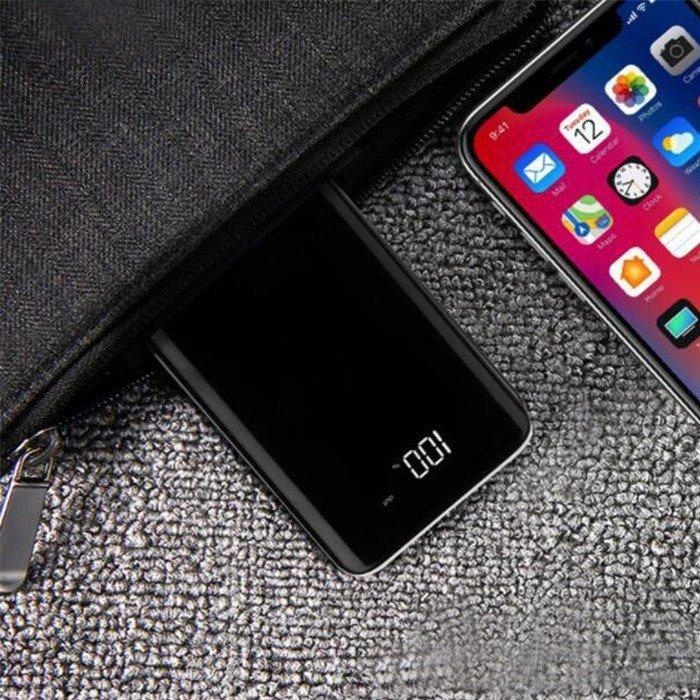 【翌日発送】モバイルバッテリー 30000mAh 大容量 2.1A急速充電 バッテリー スマホバッテリー  iPhone /Android各種対応 携帯充電器 残量表示 PSEマーク|kunyisoushop|07