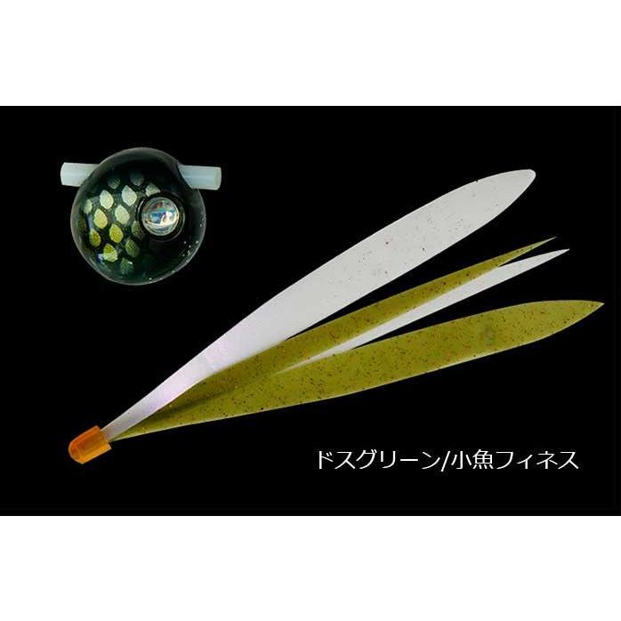 JACKALL【タングステン 120g】Wアピール ビンビン玉 スライド|kurage|02