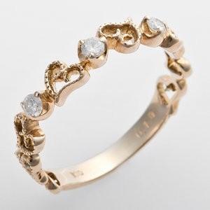 【人気沸騰】 ダイヤモンド リング K10イエローゴールド 0.1ct プリンセス 8号 ハート ダイヤリング 指輪 シンプル, 中国貿易CTCオンラインShop ce169e1e
