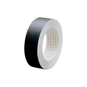(業務用100セット) プラス 製本テープ/紙クロステープ 〔25mm×12m〕 裏面方眼付き AT-025JC 黒