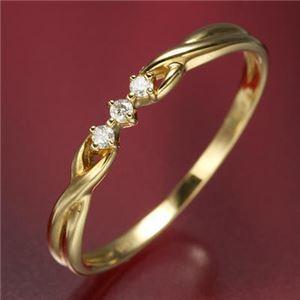 【使い勝手の良い】 K18ダイヤリング デザインリング K18ダイヤリング 指輪 デザインリング 7号, ニチハラチョウ:a98433d9 --- taxreliefcentral.com