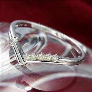 品質検査済 K14ダイヤリング K14ダイヤリング 指輪 指輪 7号 Vデザインリング 7号, ジャパンライム:a469d4bd --- taxreliefcentral.com
