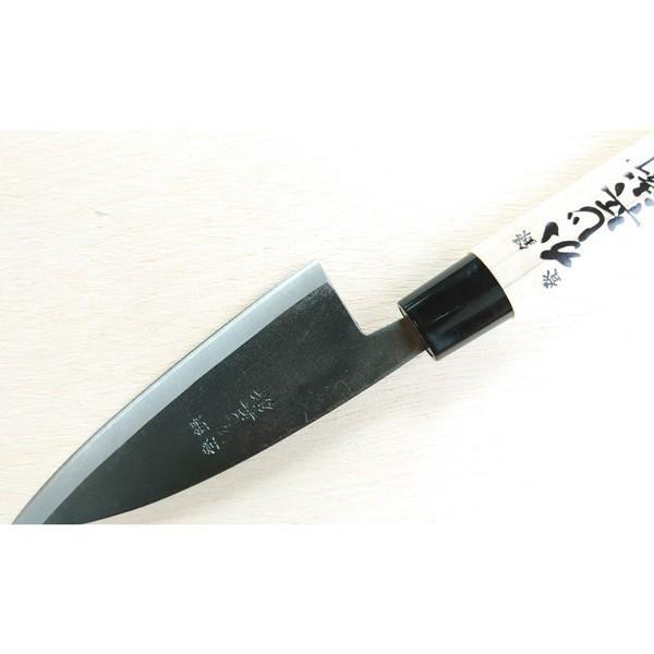 包丁 鋼 安来鋼 小出刃 日本製 プロ 鯵切り 小魚切り ナイフ 柄 よく切れる 黄紙 120mm 同梱区分直送NKJ101 kuraking 09