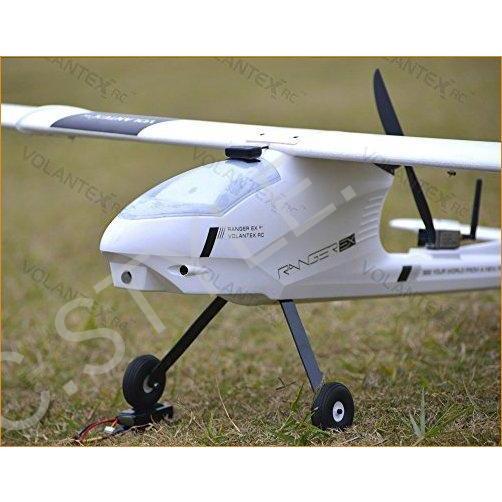 FMTStore  Huge Volantex RC Ranger EX Long Range FPV Plane RC エアーplane PNP w/brushless モーター ESC