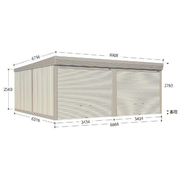 物置 倉庫 屋外 小型 大型 送料無料 収納庫 安い おしゃれ タクボ ガレージ&倉庫  カールフォーマCM−S6865 多雪型/標準型 配送のみ