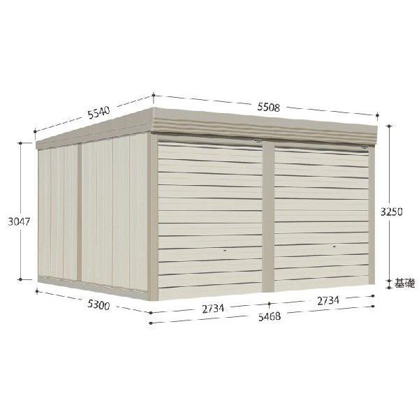 物置 倉庫 屋外 小型 大型 送料無料 収納庫 安い おしゃれ タクボ ガレージ&倉庫  ベルフォーマSL−Z5453 一般型/結露減少型 配送のみ