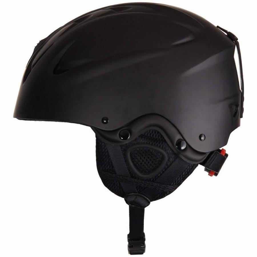 送料無料 north peak ノースピーク ヘルメット NP-2510 MBK L〜XL