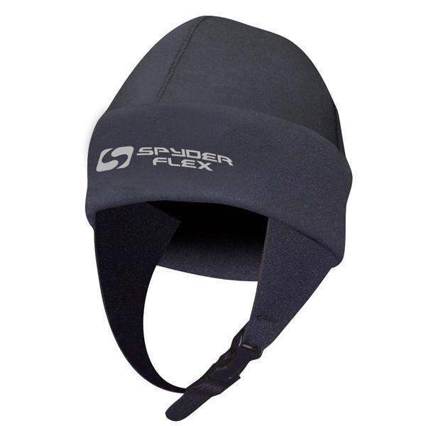 送料無料 Spyder Flex スパイダーフレックス 冬用マリンキャップ ビーニー ブラック L(頭囲55〜57cm) SCP38115
