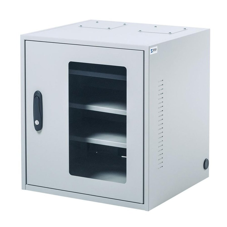 送料無料 代引き・同梱不可 サンワサプライ 送料無料 代引き・同梱不可 サンワサプライ 簡易防塵機器収納ボックス(W450) MR-FAKBOX450