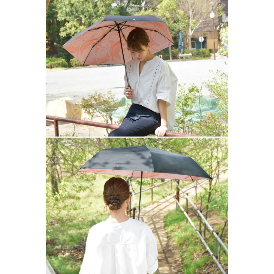 日傘 折りたたみ 完全遮光 solshade 晴雨兼用 軽量 UVカット 100%遮光 遮熱 折りたたみ日傘 おしゃれ かわいい レディース 母の日 ギフト プレゼント|kurashikan|02