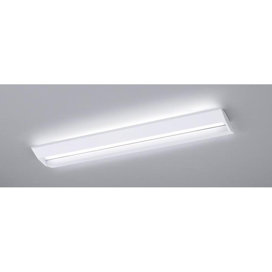 パナソニック施設照明器具 ベースライト 一般形 XLX435GEWTLA9 (NNLK42591+NNL4300EWTLA9) LED LED LED N区分 2ea