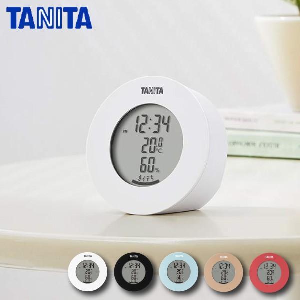 最新アイテム タニタ デジタル温湿度計 TT-585 迅速な対応で商品をお届け致します