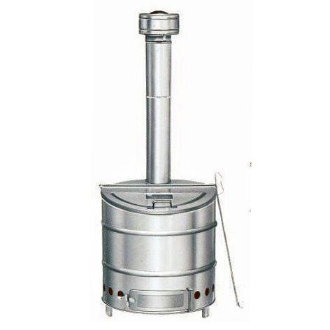 家庭用 焼却炉 ステンレス製 焼却器 80型 SANWA-80 三和式ベンチレーター