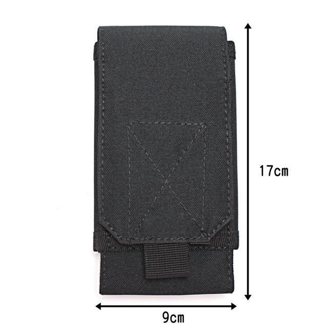 i-loop 大容量 防水 3WAY ウエストバッグ フィッシングバッグ 用 スマホ ポーチ スマホケース iphoneケース ポーチ iphone7 plus iphone7s plus 対応|kurasupe|03