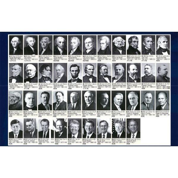 大統領 歴代 アメリカ
