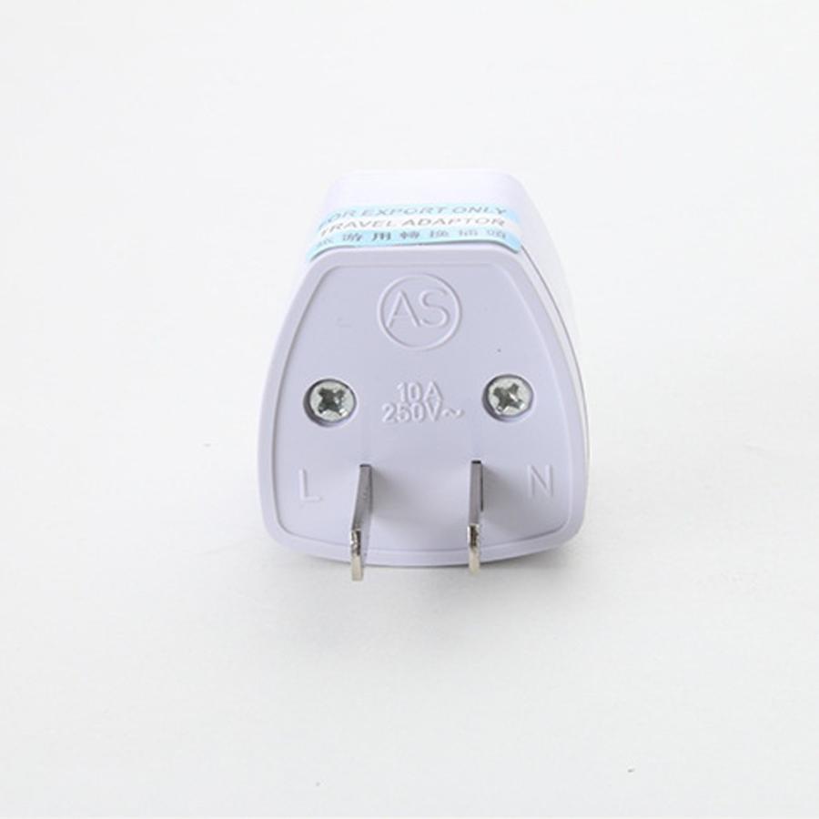 変換プラグ アダプター マルチ変換コンセント 電源変換プラグ 海外コンセント変換プラグ 全世界対応 変圧器不要 海外電気製品を日本で利用|kuri-store|06