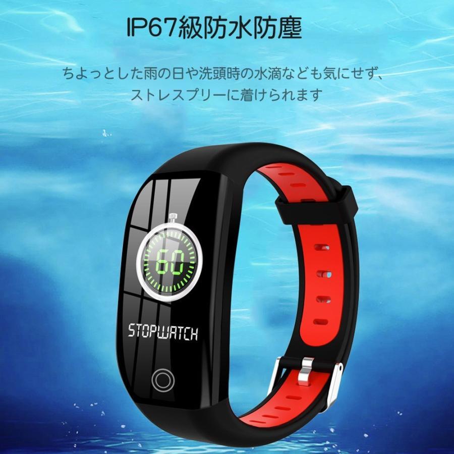 スマートウォッチ 日本語 iphone 対応 2019モデル最新 android 血圧 レディース メンズ 防水LINE対応 腕時計 スポーツ 時計|kuri-store|12