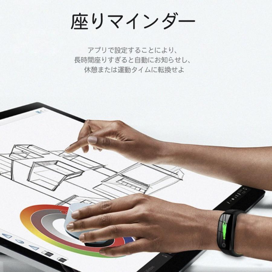 スマートウォッチ 日本語 iphone 対応 2019モデル最新 android 血圧 レディース メンズ 防水LINE対応 腕時計 スポーツ 時計|kuri-store|10