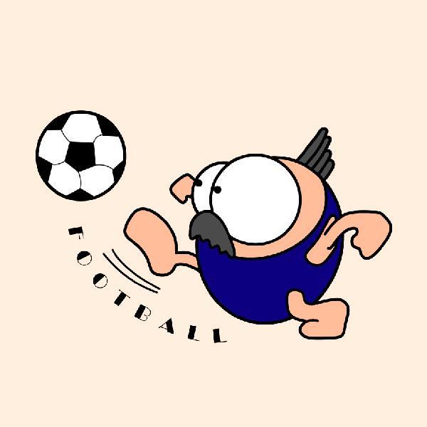 サッカー トートバックM マリオッチオリジナルイラスト|kuriten|03