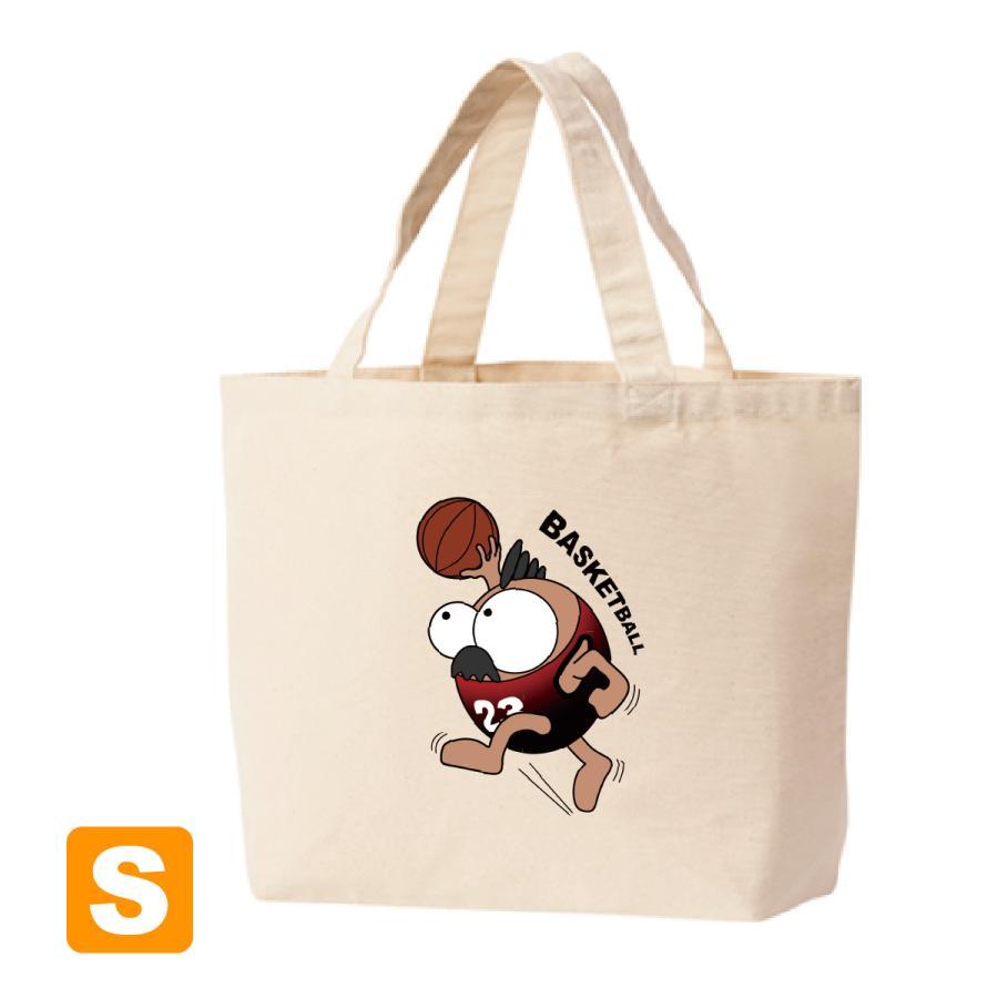 バスケットボール トートバックS マリオッチオリジナルイラスト|kuriten