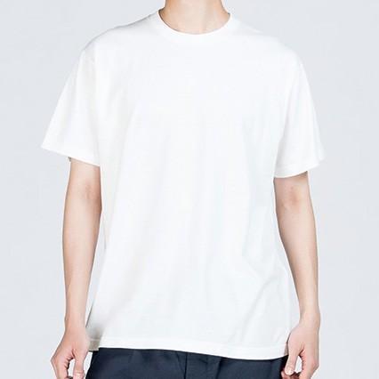 Metamorphose 白 おかしなせかい イラストプリント 半袖 Tシャツ|kuriten|04