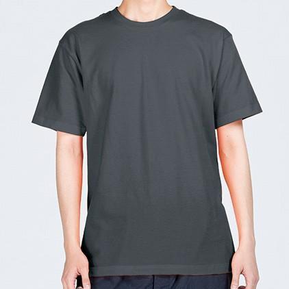 あの空へ デニムカラー おかしなせかい イラストプリント 半袖 Tシャツ kuriten 04