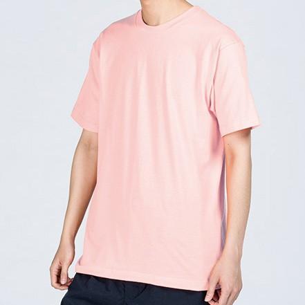 アメリカンダイナー・チョコレート ライトピンク サナダシン オリジナルイラスト プリント 半袖  Tシャツ|kuriten|04
