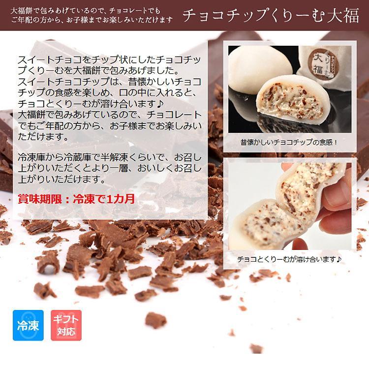 あすつく プレゼント ギフト 和菓子 お菓子 スイーツ ハロウィン 個包装 人気 高級 アイス 送料無料 2021 お取り寄せ アイスクリーム くりーむ大福5種類20個|kuriya|09