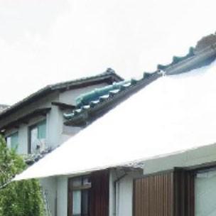 萩原工業 遮熱シート スノーテックス・クール 約1.8×2.7m 16枚入※