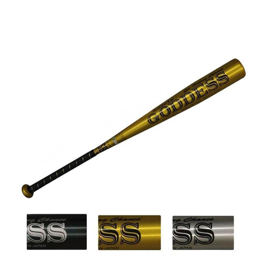 コクサイ KOKUSAI 軟式用金属バット J.S.B.B公認 少年用 80cm Safety GODDESS KBS-8150※