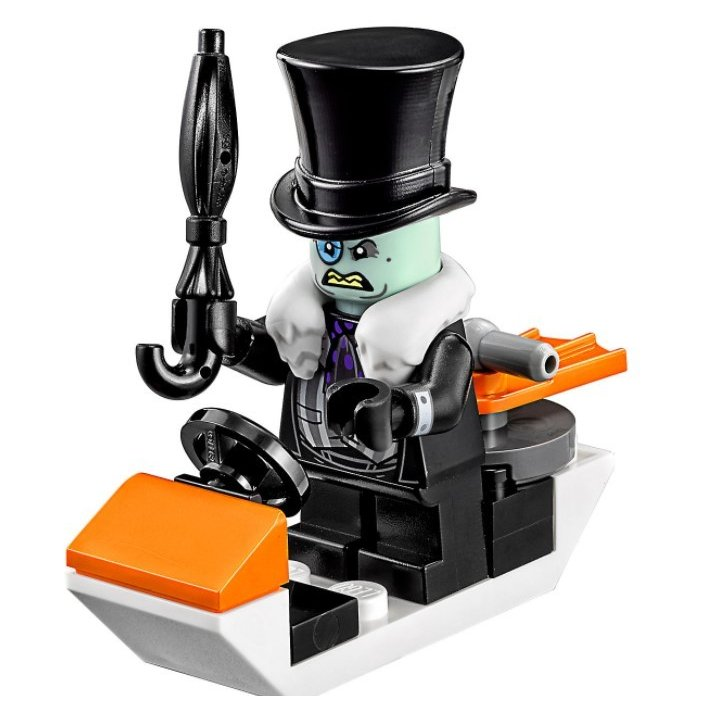 Lego Figure Penguin from Batman 2088
