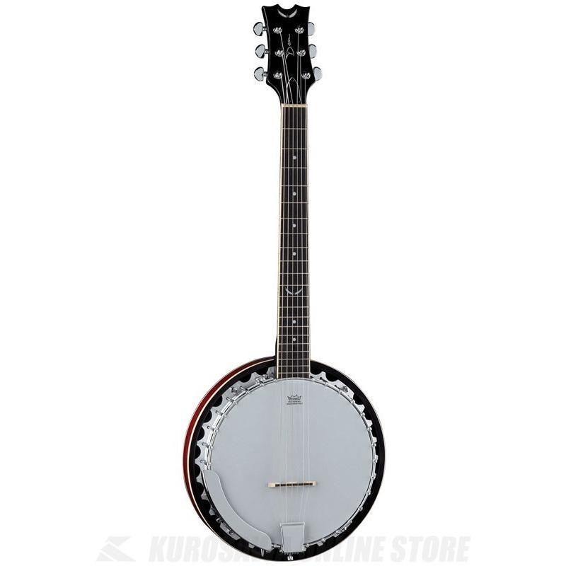 Dean Backwoods 6 Banjo - Six String [BW6](バンジョー)(お取り寄せ)(ご予約受付中)