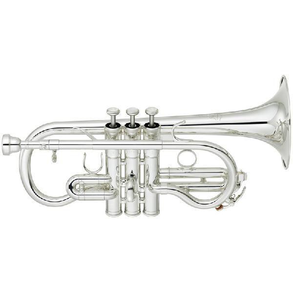 YAMAHA ヤマハ YCR-8620S (銀メッキ仕上げ)(E·管コルネット)(譜面台プレゼント)(マンスリープレゼント)