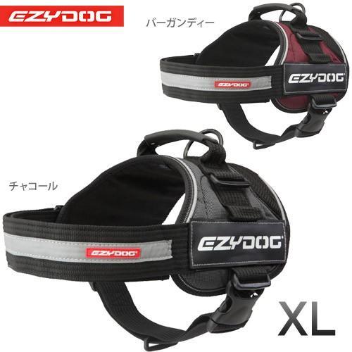 EZYDOG イージードッグ コンバートハーネス XL (大型犬用ハーネス/胴輪 ハーネス )(お出かけ·お散歩グッズ/おでかけグッズ)(犬用品/ペット用品)