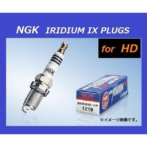 送料無料 ハーレーダビッドソン EVOLUTION / エボリューション 用 イリジウム スパークプラグ / NGK GR4IX 97382