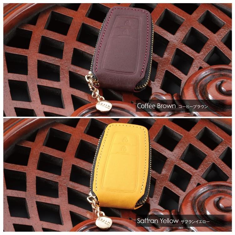 新型プリウス50系 C-HR CH-R chr RAV4 レザー スマートキーケース スマートキーカバー 本革 BRALD K26 プレゼント 男性 女性 2019 ギフト 雑貨|kuruma-com2006|05