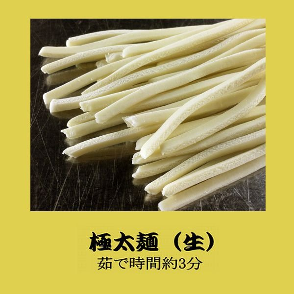業務用 焼きそば麺 極太麺 (生) 10人前(翌日出荷可、月〜土出荷)