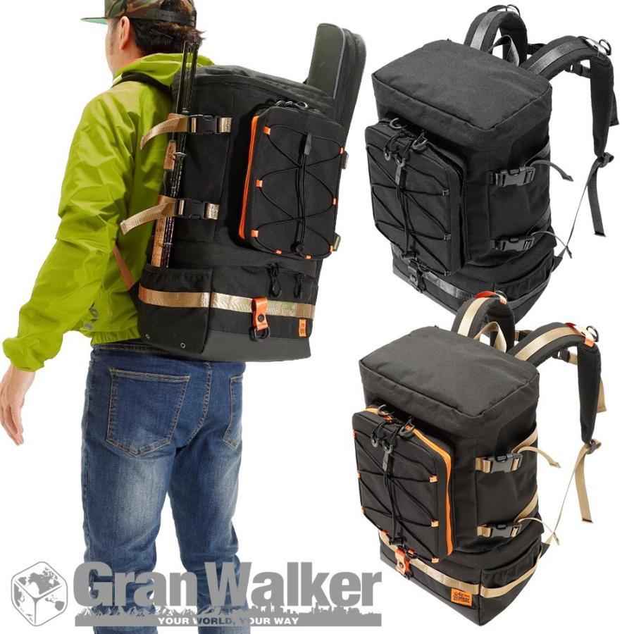 釣り バッグ アブガルシアタイプ GranWalker グランウォーカー アウトドア システムバックパック 最安値 買取 リュック フィッシングリュック