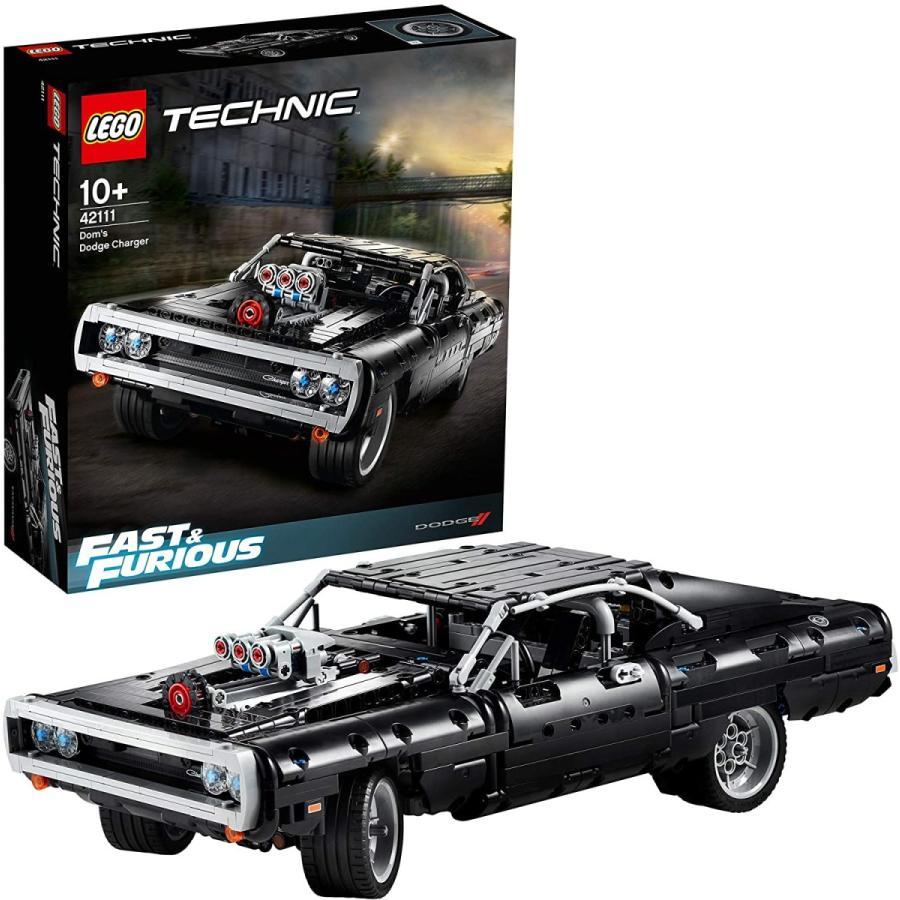レゴ LEGO 42111 テクニック ワイルド チャージャー ドムのダッジ スピード 超安い 豪華な