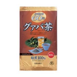 オリヒロ お徳用 グァバ茶 (60包) ※軽減税率対象商品