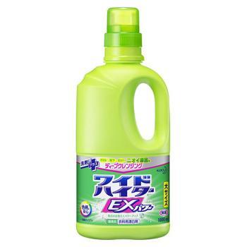 花王 ワイドハイター EXパワー 大サイズ 本体 (1L) 衣料用 漂白剤