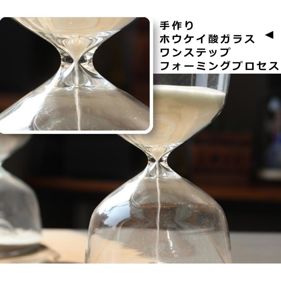 砂時計 ライト 15分 ガラス インテリア 新築祝い 引っ越し祝い 新婚 誕生日 プチギフト 北欧 テイスト おしゃれ かわいい 可愛い タイマー ナチュラル シンプル kuzirayama 07