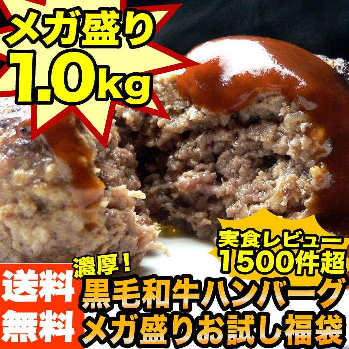 父の日 プレゼント ハンバーグ 4個 メンチ 4個   1kg 国産 ギフト 肉 冷凍 和牛 お取り寄せ kwgchi