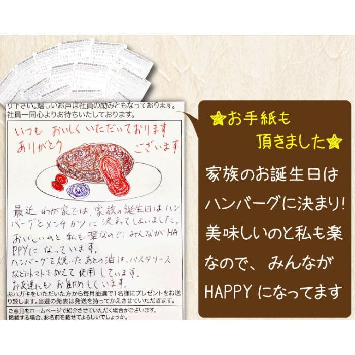 父の日 プレゼント ハンバーグ 4個 メンチ 4個   1kg 国産 ギフト 肉 冷凍 和牛 お取り寄せ kwgchi 04
