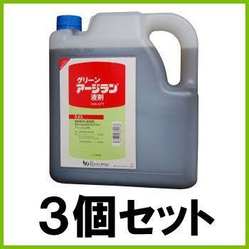 「芝生用除草液剤 5L 3個セット」