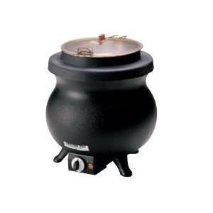 送料無料 ビュッフェ/バイキング用品 味噌汁・スープなど トムリンソン 電気 スープケトル DX フロンティア T-12 11.3L(EBM19-1)(673-05)