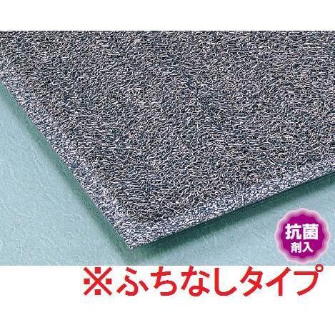 送料無料 ケミタングルソフト2 120cm×6m(ふちなし) (テラモト)[MR-139-458]※代引不可 高耐久 樹脂製 除塵用 玄関マット 出入口