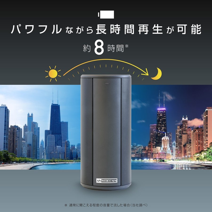 bluetooth スピーカー 防水 ハンズフリー通話 大音量 高音質 Bluetooth4.0対応 ポータブル ステレオスピーカー iPhone スマートフォン各種対応 JKSP-BT126|kyohaya|04