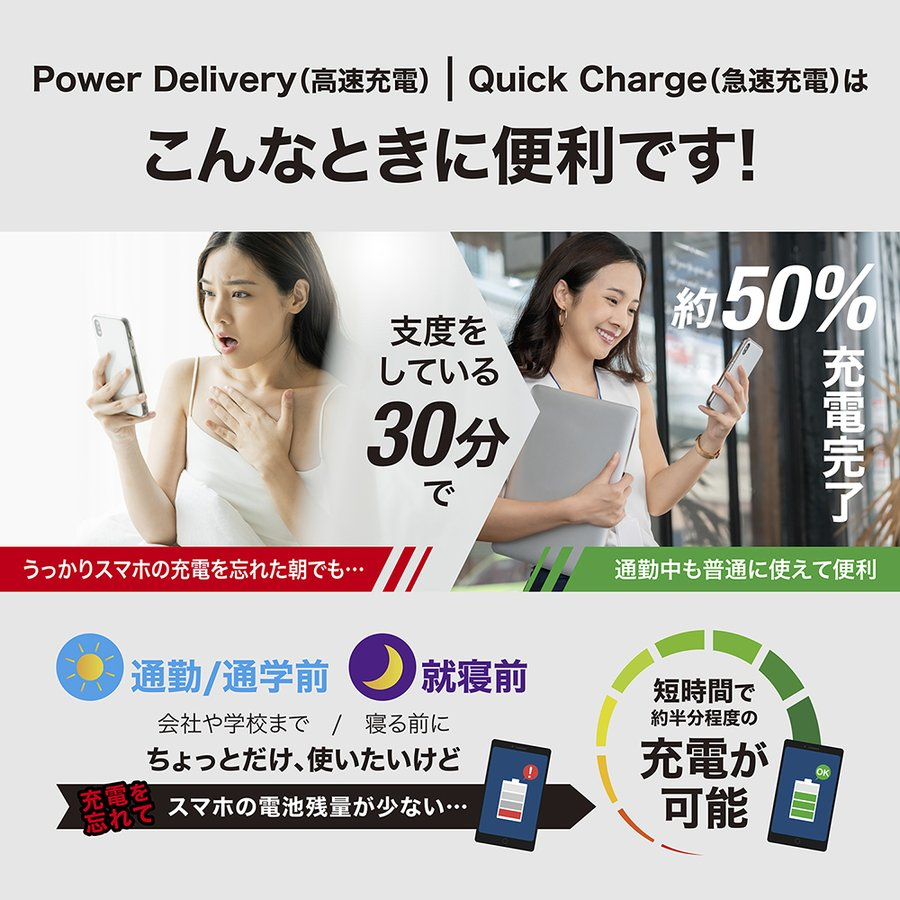 USB Type-C ケーブル シリコン 急速充電 PD QC 対応 A to C / C to C 選べるコネクター タイプc 対応 柔らかい Flexケーブル 1.2m KYOHAYA JKYC kyohaya 08